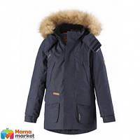 Куртка-пуховик зимняя детская  Reima Ugra 531375, цвет 6980