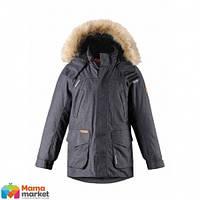 Куртка-пуховик зимняя детская  Reima Ugra 531375, цвет 9510