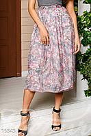 Потрясающая юбка 3D Gepur 16843