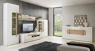 Комплект в вітальню (стенка в гостиную) Attention Forte 1