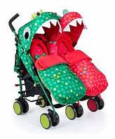 Прогулочная коляска-трость для двойни Cosatto Supa Dupa Dinomee&Mo