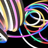 Многоцветный гибкий неон Neon Flex на SMD светодиодах 240V