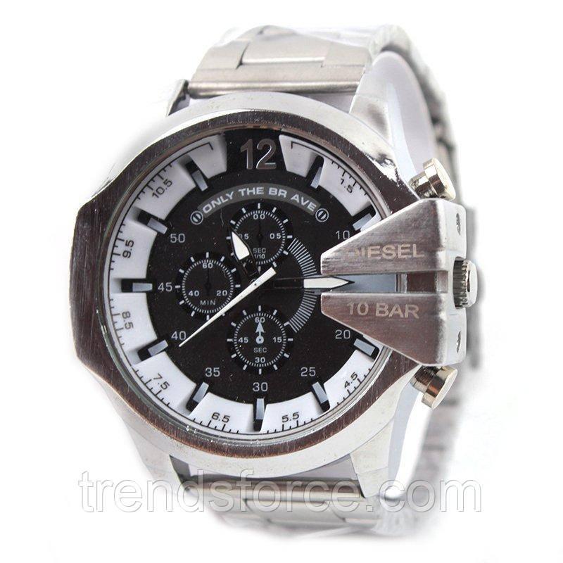 c4036f1a Наручные часы Diesel 10 Bar серебро: продажа, цена в Одессе. часы ...