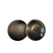 Антикражный датчик ракушка гольф 63мм БЕЗ ИГЛЫ (задней части, радиочастотные, рч клипсы, фото 2