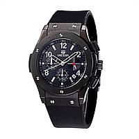 Часы Megir MG3002M Black (MN3002M-BK-1)