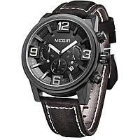 Часы Megir MG3010 Black (ML3010G-BK-1)