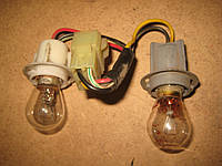 Разъем фонаря заднего наружного Daewoo Lanos Sens Деу Део Ланос Cенс, фото 1