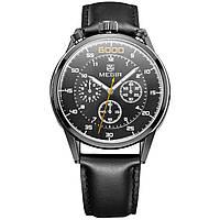 Часы Megir Black MG3005 (ML3005G/BK-1)