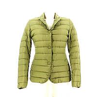 Куртка женская Geox W4425D 46 Зеленый (W4425DGROL-46)