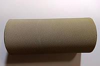 Жесткий полиуретановый ролик для клеевальцев Virutex EM25D, EM26D шириной 122 мм