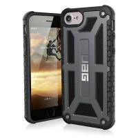 Чехол UAG Monarch Graphite для iPhone 8/7/6s/6