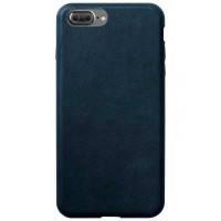 Кожаный чехол Nomad Leather Case Midnight Blue для iPhone 7 Plus/8 Plus (Уценка)
