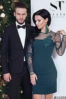 Платье нарядное  в расцветках 35051, фото 1