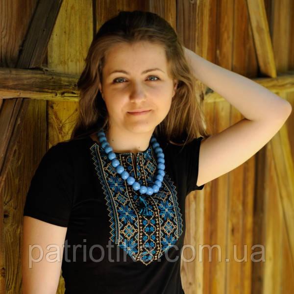 Вы можете купить женскую футболку вышиванку кружево в 4 цветах в нашем  интернет-магазине