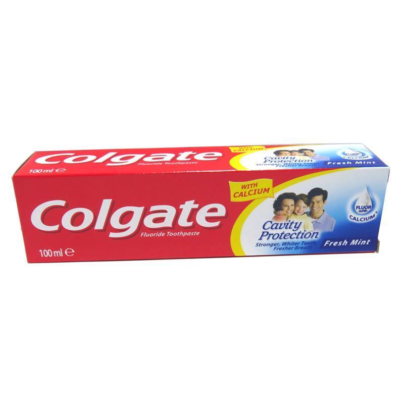 Зубная Паста Colgate Cavity Protection (Код:1055)