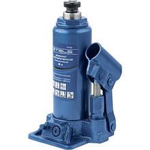Домкрат гидравлический бутылочный, 4 т, H подъема 195-380 мм. STELS