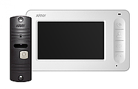 "Комплект видеодомофона ARNY AVD-4005, экран 4.3"""