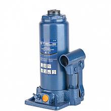 Домкрат гидравлический бутылочный, 6 т, H подъема 216-413 мм. STELS