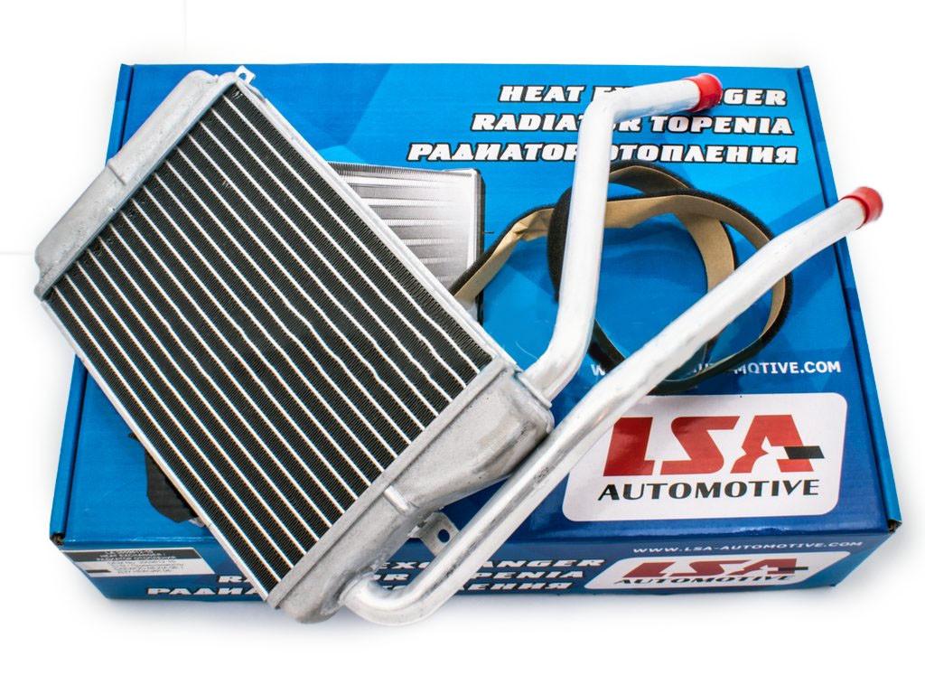 Радиатор печки Нексия / Nexia 2008 тонкий LSA, 3059812