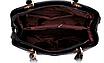 Сумка женская с ручками классическая MAC Черный, фото 5