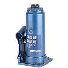 Домкрат гидравлический бутылочный, 8 т, H подъема 230-457 мм. STELS, фото 2