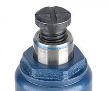 Домкрат гидравлический бутылочный, 8 т, H подъема 230-457 мм. STELS, фото 3