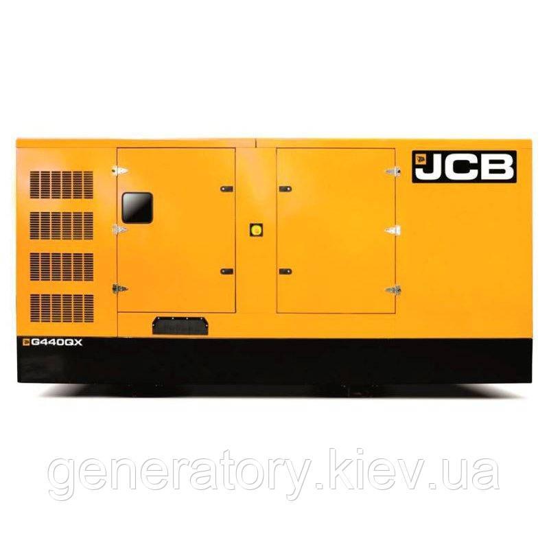 Генератор JCB G440QX