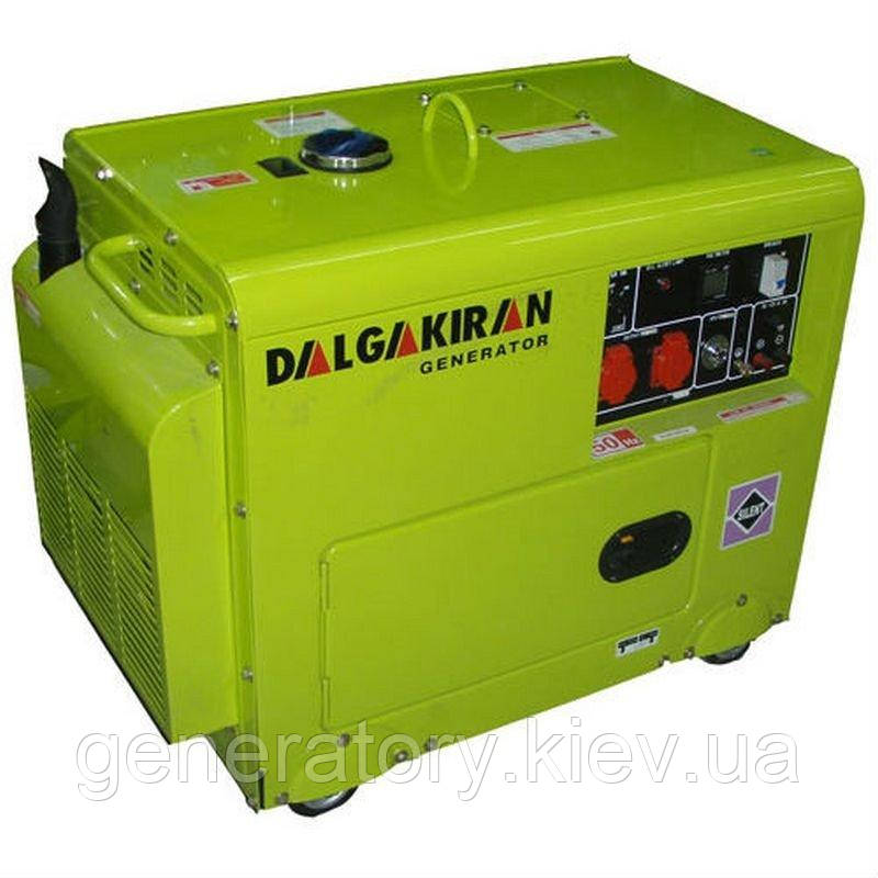 Генератор Dalgakiran DJ 7000 DG-ECS