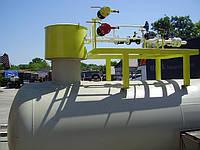 Монтаж Систем автономного газоснабжения (САГ)