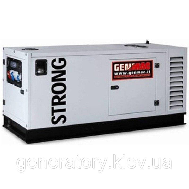 Генератор Genmac Strong G30JSM