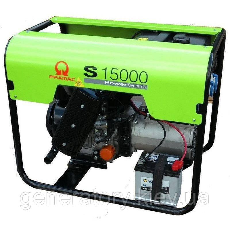 Генератор Pramac S15000