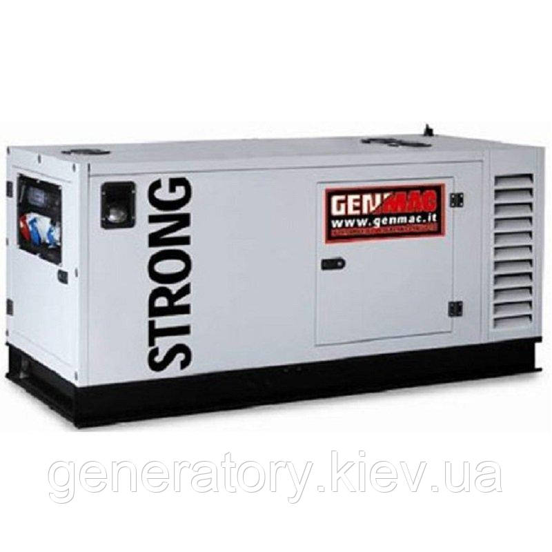Генератор Genmac Strong G40 YSM