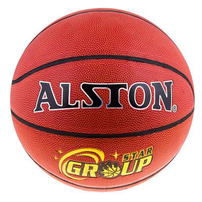 М'яч баскетбольний, гумовий, для тренувань