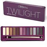 Тени Beauty Creations Twilight Eyeshadow Palette (12 цветов)