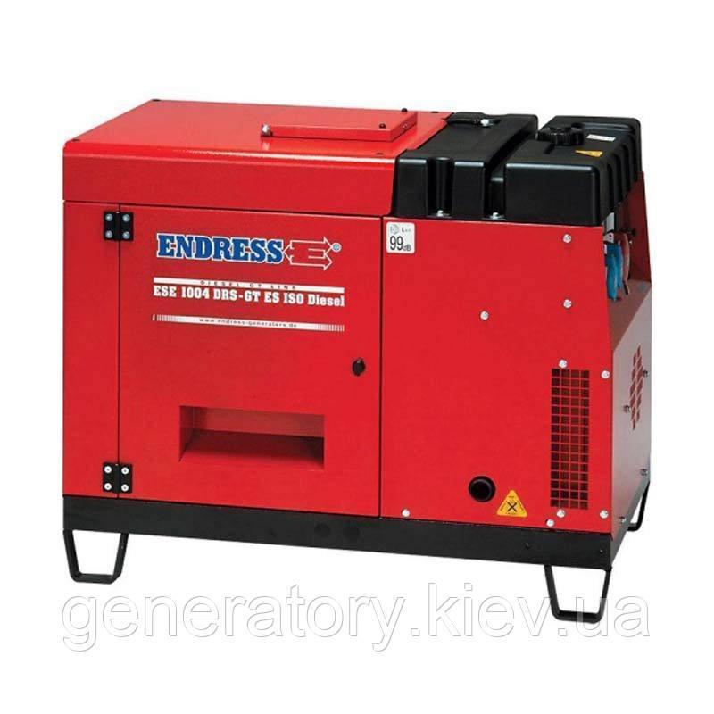 Генератор Endress ESE 1004 DRS-GT ES ISO Diesel