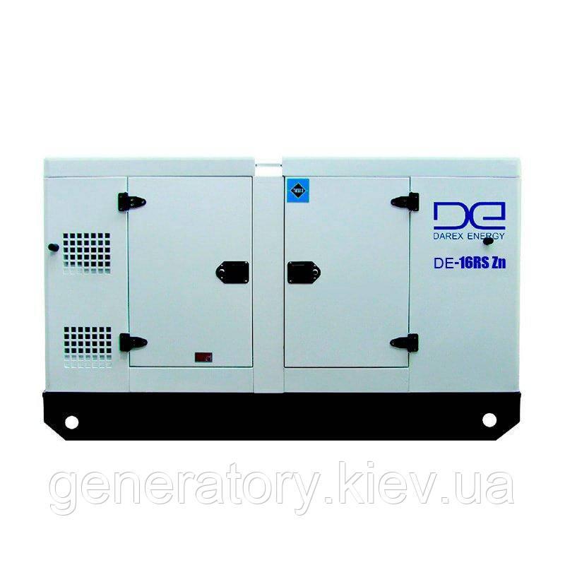 Генератор Darex-Energy DE-16RS Zn