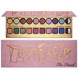 Палетка теней Too Faced Then and Now