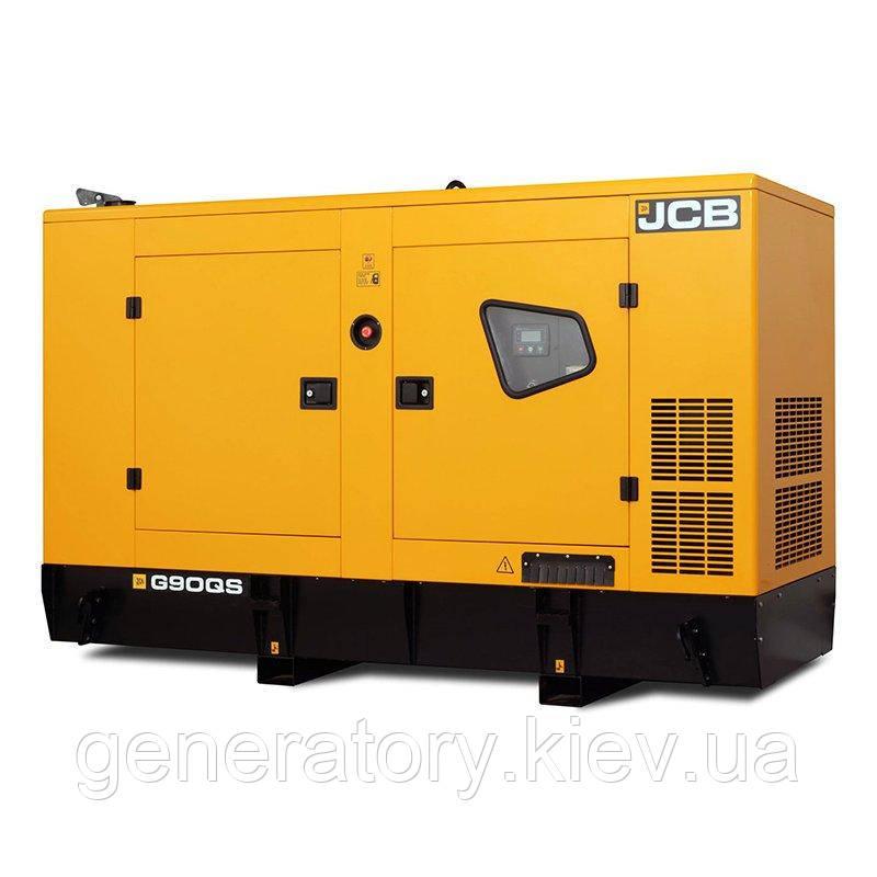 Генератор JCB G90QS