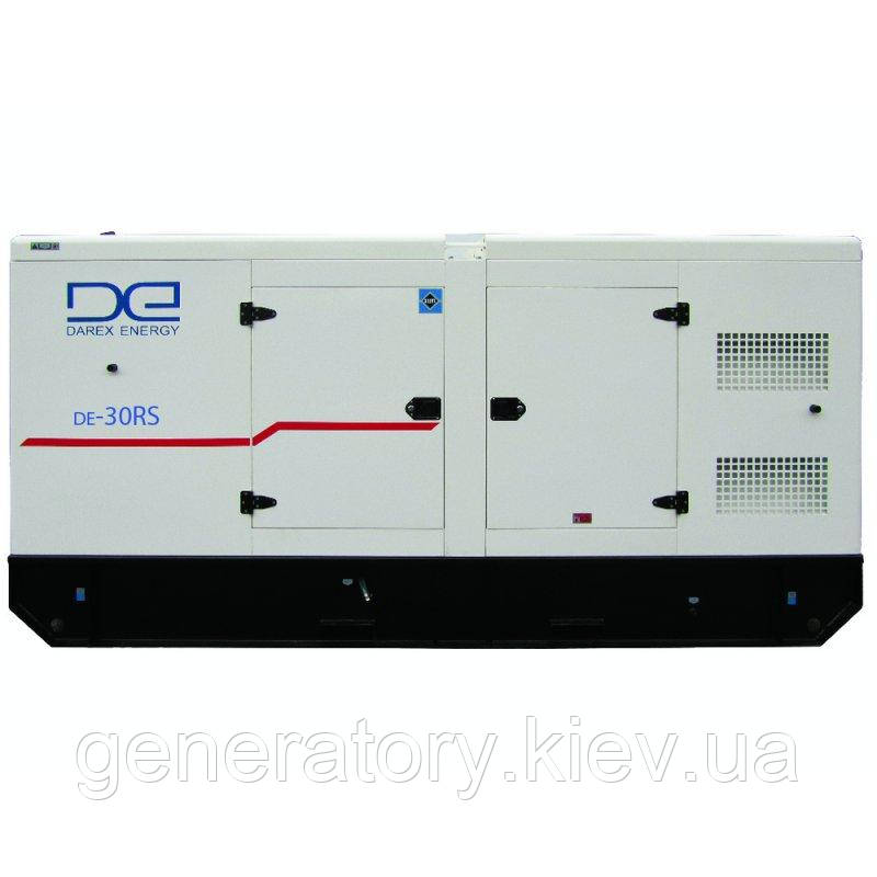 Генератор Darex-Energy DE-30RS