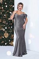 Слишком красиво! Быть королевой в новогоднюю ночь!