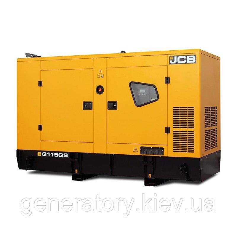 Генератор JCB G115QS