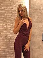 Комбинезон женский брючный в расцветках 35061, фото 1