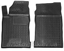 Поліуретанові передні килимки в салон Peugeot 605 1989-1999 (AVTO-GUMM)