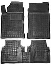 Поліуретанові килимки в салон Peugeot 605 1989-1999 (AVTO-GUMM)