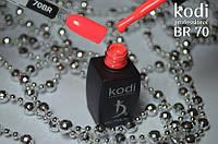 Гель лак Kodi Professional № 70 BR (BRIGHT) -8 мл