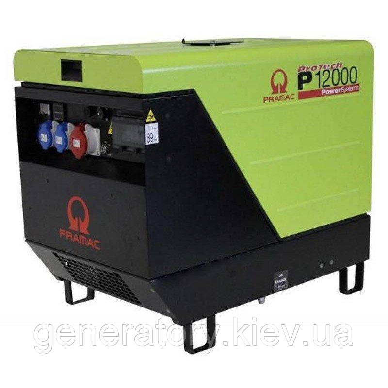 Генератор Pramac P12000
