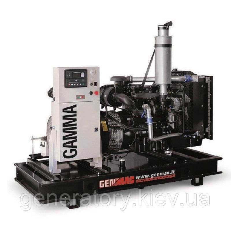 Генератор Genmac Gamma G130IOA