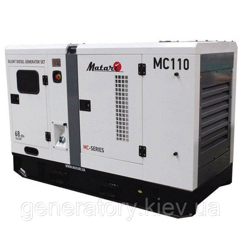 Генератор Matari MC110LS