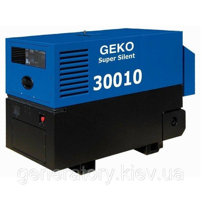 Генератор GEKO 30010 ED-S/DEDA SS