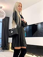 Платье женское черное 35063, фото 1